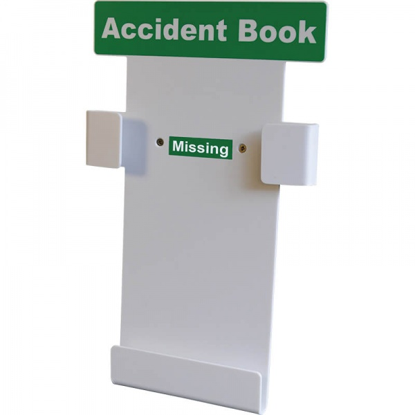First Aid Q2178 Accident Book Station (Empty)