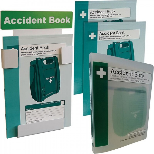 First Aid K124 Complete Accident Report Solution