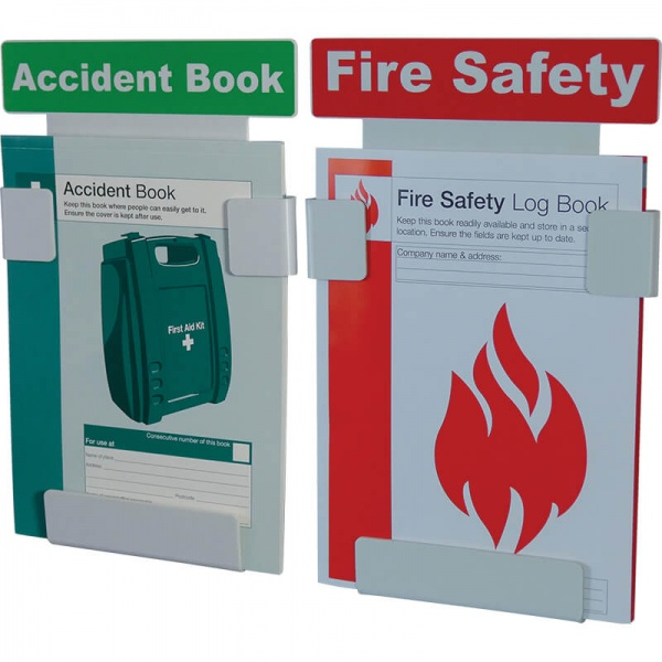 First Aid Q4430 Accident and Fire Safety Double Reporting Station