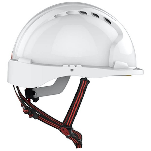 JSP Safety EVO®5 Dualswitch™ Industrial Safety & Climbing Helmet - Vented - Preferred by TFL