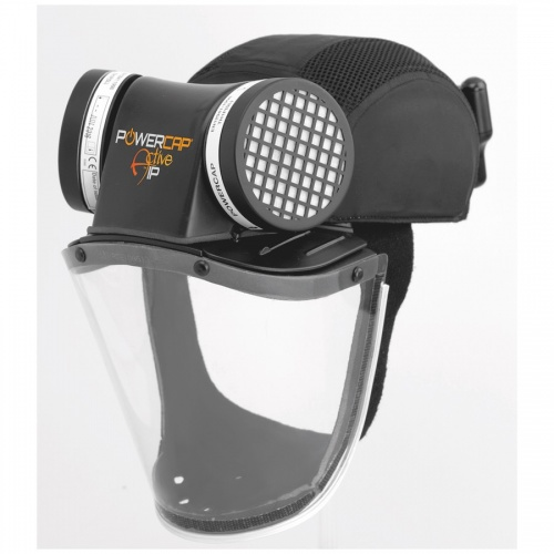JSP Powercap® Active 8hr Multi Plug Black
