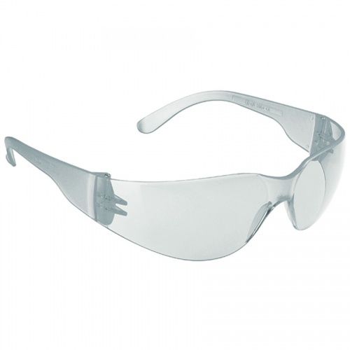 JSP Stealth 7000 - Clear Anti Mist N Rated Safety Spectacle