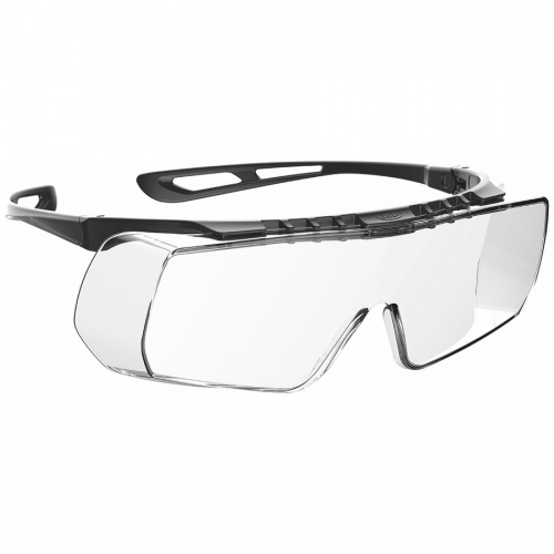 JSP Stealth Coverlite™ Overspec Clear K Rated Safety Spectacles