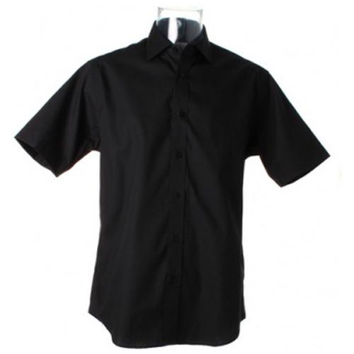 Kustom Kit KK117 Executive Premium Oxford Shirt Short Sleeve