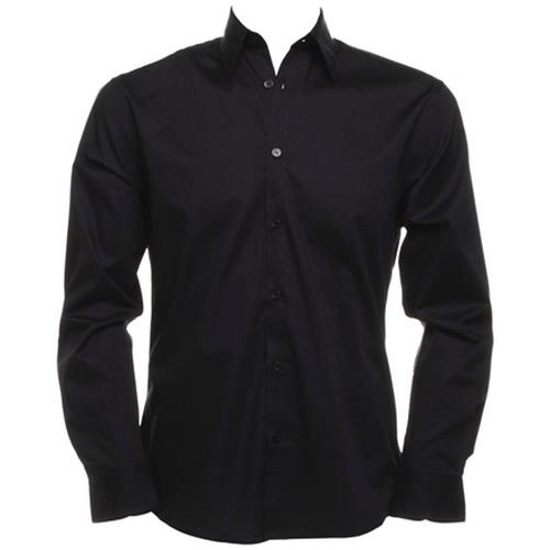 Kustom Kit KK121 Men's Bar Shirt Long Sleeve