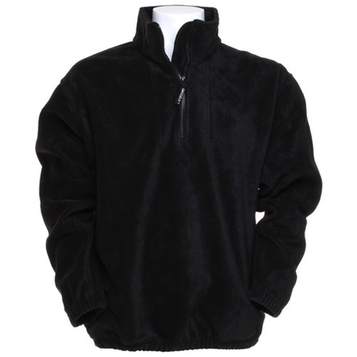 Kustom Kit KK901 Grizzly® Half Zip Active Fleece