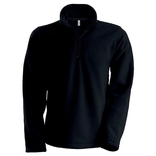 Kariban Zip Neck Microfleece Jacket