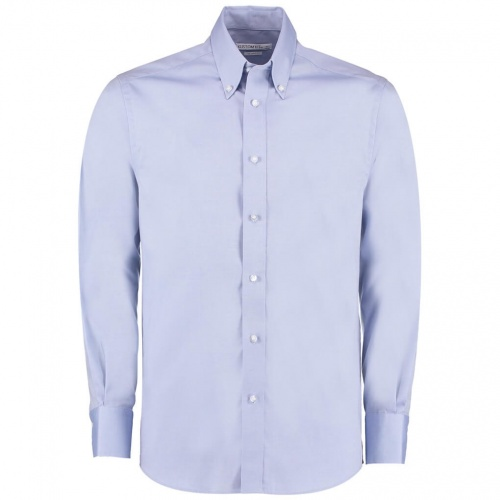 Kustom Kit KK188 Men's Tailored Fit Premium Oxford Shirt Long Sleeve