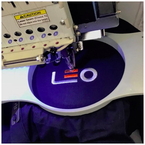 Add Logo Embroidery