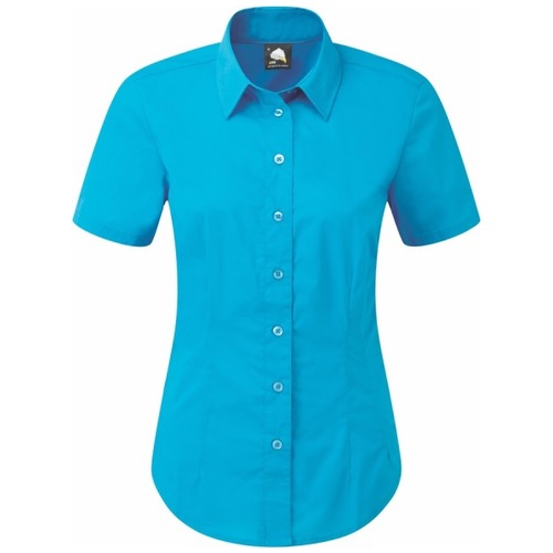 ORN Clothing The Essential 5450 Short Sleeve Blouse 105gsm