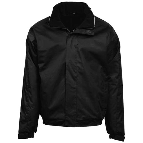 ORN Clothing Fulmar 4300 Fleece Lined Water Resistant with Concealed Hood Bomber Jacket 220gsm 100% Polyester