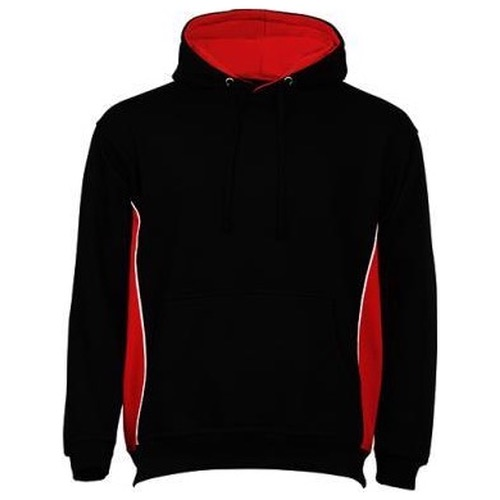 ORN Clothing 1295 Silverswift Two Tone Hooded Sweatshirt 80% Polyester / 20% Cotton 320gsm