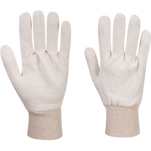 Portwest A040 Jersey Liner Gloves (box of 300 Pairs)