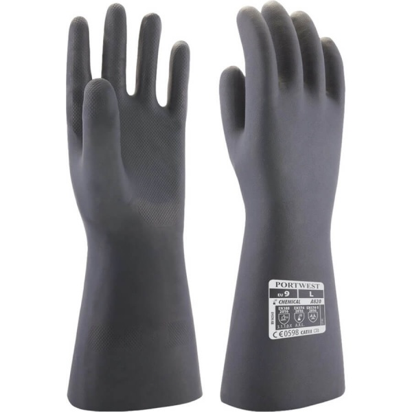 Portwest A820 Neoprene Chemical Gauntlet