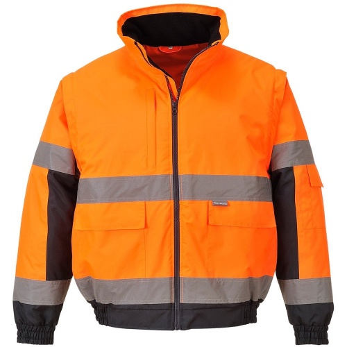 Portwest C468 Hi-Vis 2-in-1 Jacket
