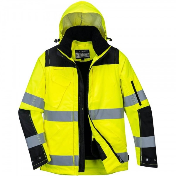 Portwest C469 Pro Hi-Vis 3-in-1 Jacket