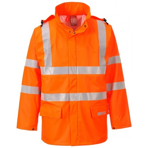 Portwest FR41 Sealtex Flame Hi-Vis Jacket
