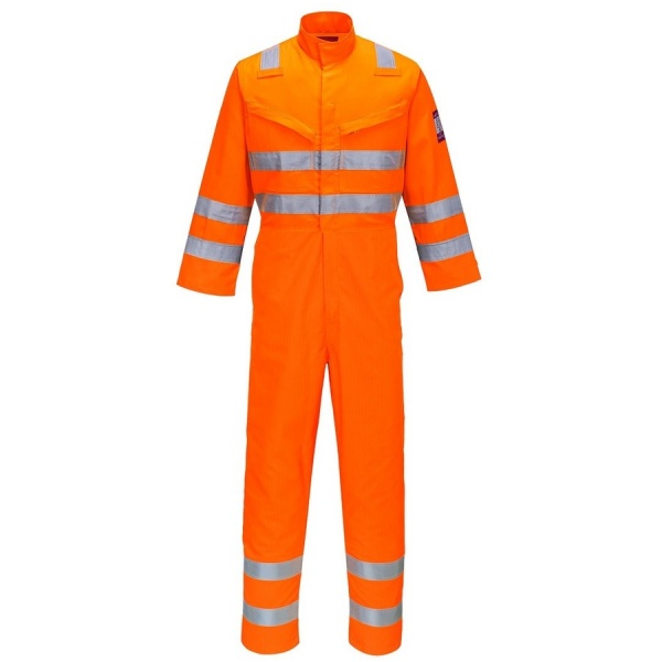 Portwest MV91 MODAFLAME RIS Orange Coverall