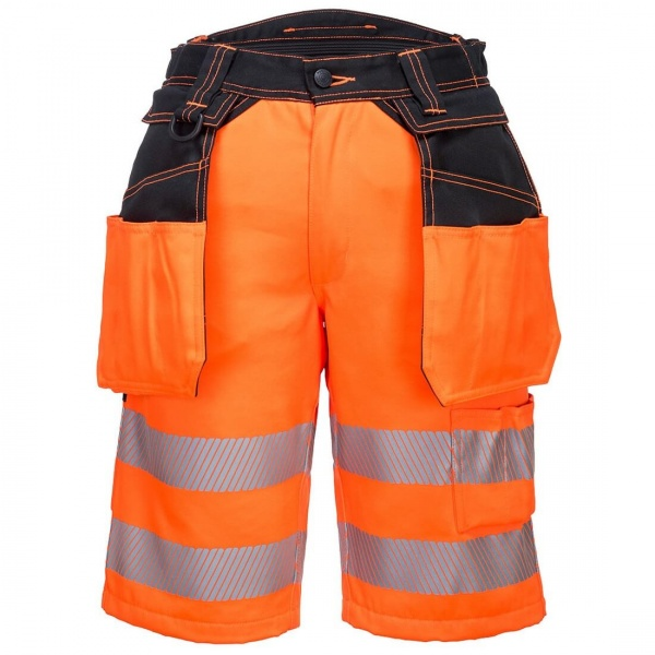 Portwest PW343 PW3 Hi-Vis Holster Shorts