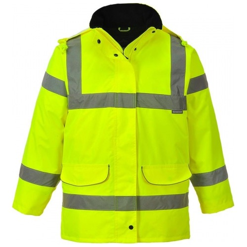Portwest S360 Hi Vis Ladies Traffic Jacket Yellow