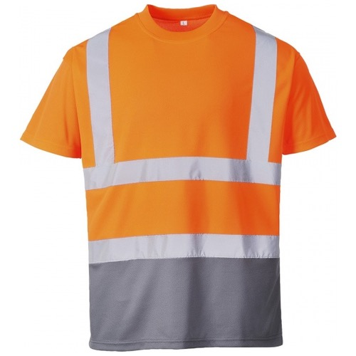 Portwest S378 Two Tone Hi Vis T shirt