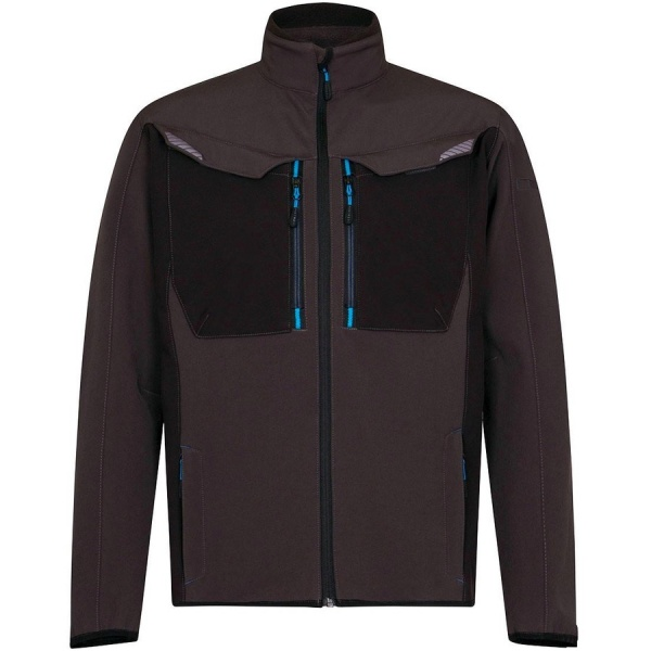 Portwest T750 WX3 Softshell Jacket Metal Grey