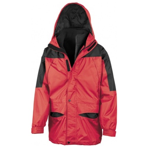 Result Clothing Alaska 3 In 1 Jacket R099X