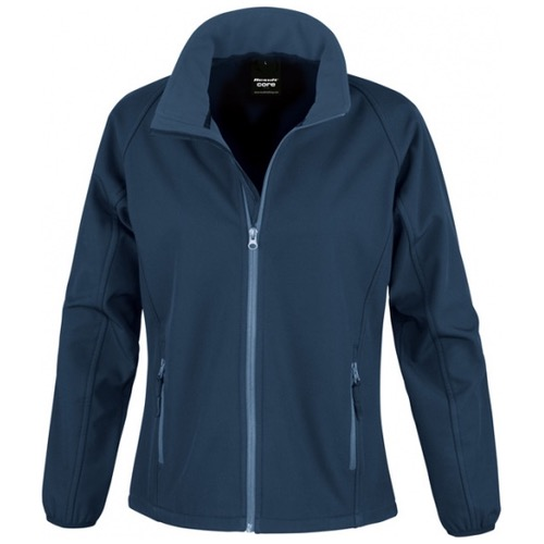 RESULT WOMANS SOFT SHELL JACKET R231F