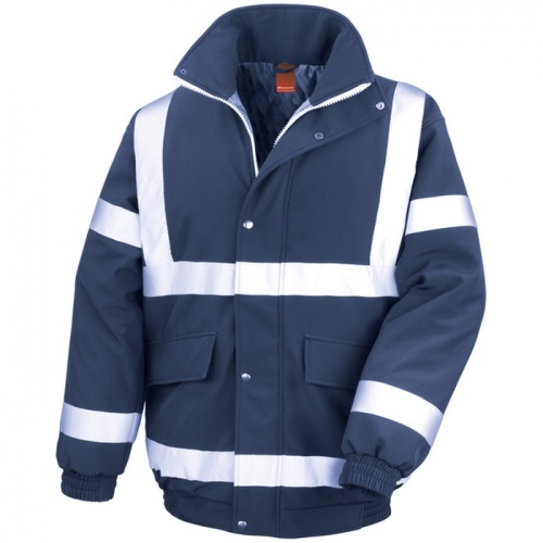 Result Work-Guard R333X Safety Padded Soft Shell Blouson