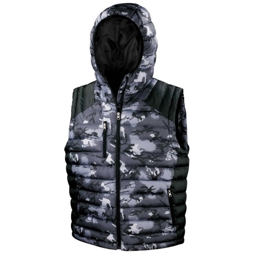 Result Work-Guard R404X Camo Gilet
