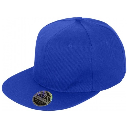 RESULT RC083X Bronx Original Flat Peak Snap Back Cap