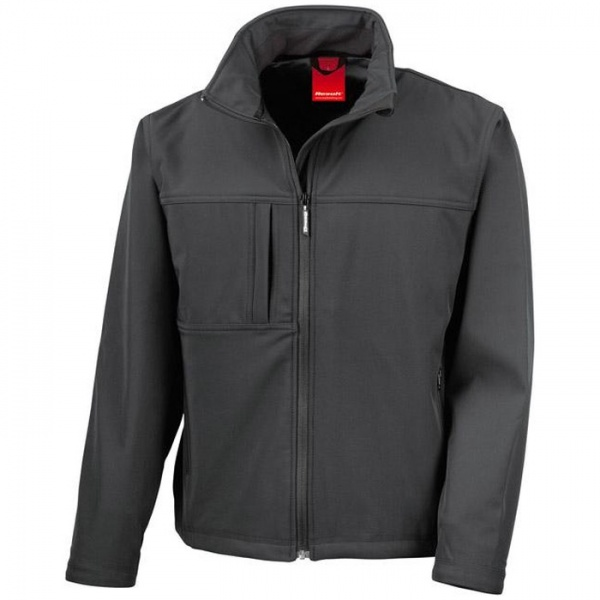 Result Work-Guard R121M Classic Softshell Jacket