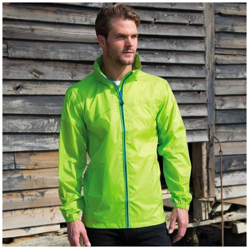 RESULT CLOTHING HDi QUEST LIGHTWEIGHT STOWABLE JACKET R189X