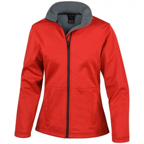 Result Clothing Women's Soft Shell R209F