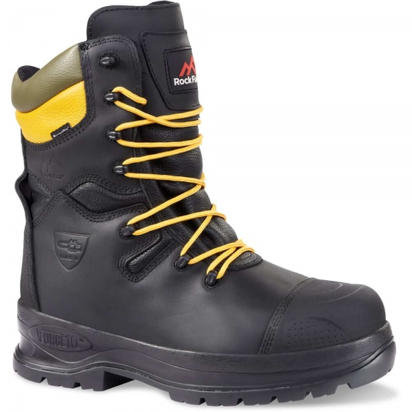 Rock Fall RF328 Chatsworth Electrical Hazard Chainsaw Safety Boot