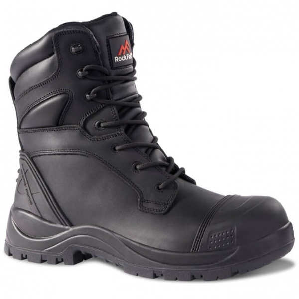 Rock Fall RF470 Clay Non Metallic Safety Boot