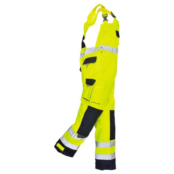 Portwest TX52 Texo Dijon Hi Vis Bib and Brace