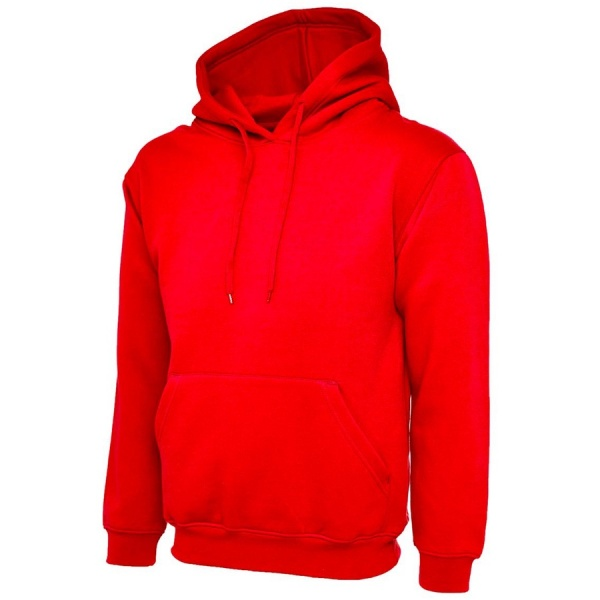Uneek UC502 Classic Hooded Sweatshirt 300gsm