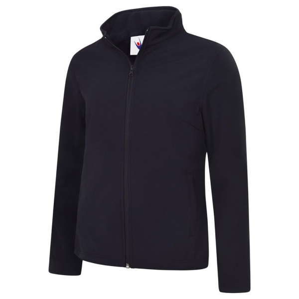 Uneek UC613 Classic Full Zip Soft Shell Jacket Ladies