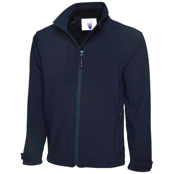Uneek UC611 Premium Full Zip Soft Shell Jacket