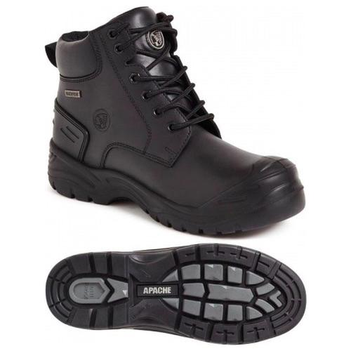 Apache Non- Metallic Utility Boot Black