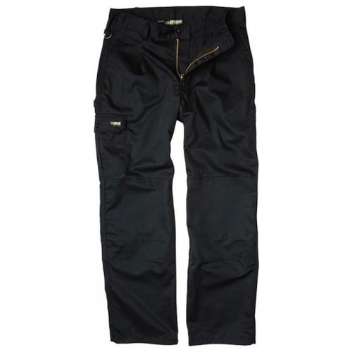 Apache Workwear Industry Cargo Trouser Black
