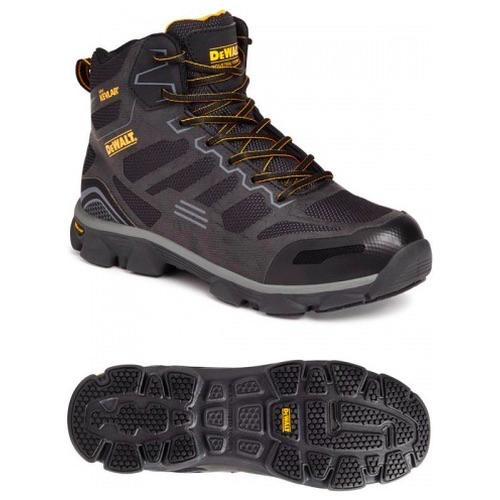 Dewalt Crossfire Waterproof Safety Hiker Boot Black