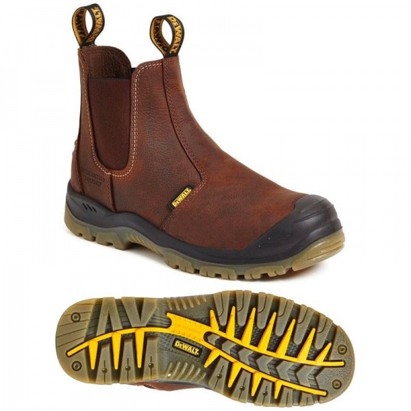 Dewalt Nitrogen Dealer Boot Brown