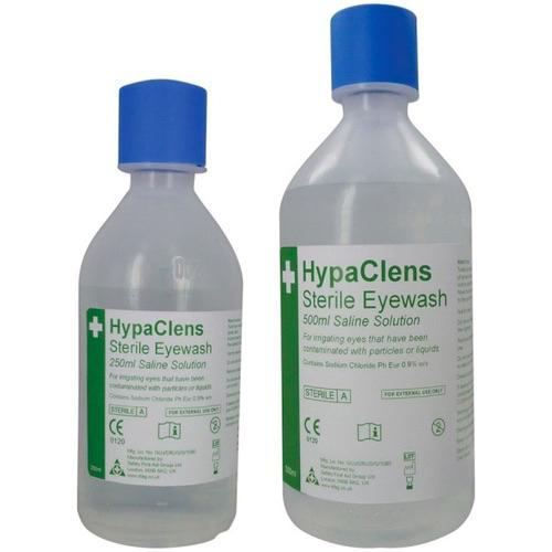 HypaClens Sterile Eyewash Replacement Bottle