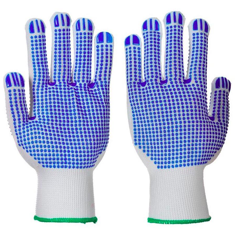 Portwest A113 Polka Dot Plus Glove - PVC