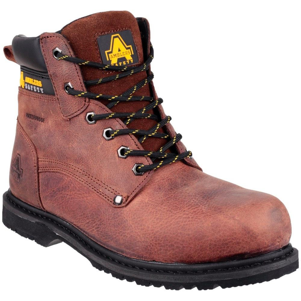 7f2c89dc756 Amblers Safety FS145 Injected Welted WP Safety Boots