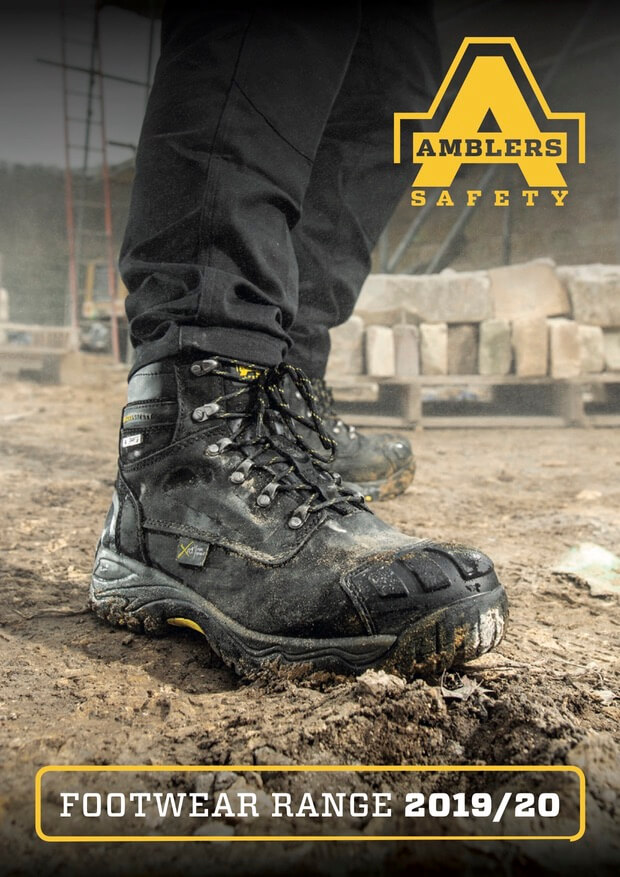 Amblers Safety Footwear Range 2019 to 2020