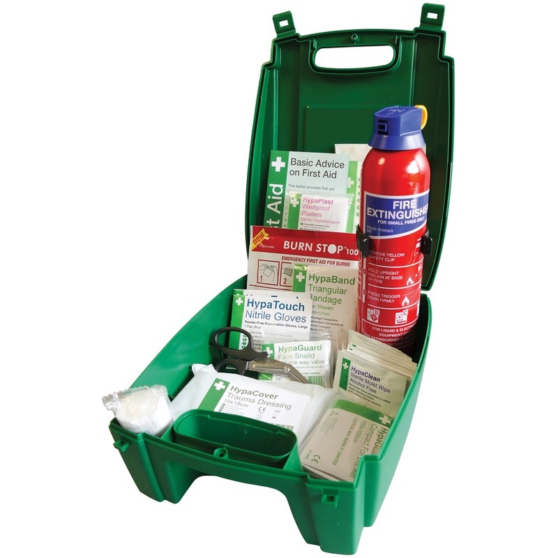 Car First Aid Kit >> Evolution K3500xvh Car And Taxi First Aid Kit With Fire Extinguisher