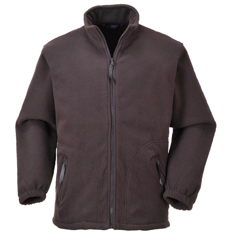 Portwest Argyll Heavy Fleece Anti-Pill Heavy Weight Elasticated Cuffs Cold F400